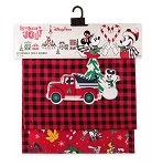 Disney Holiday Table Runner - Farmhouse - Mickey Mouse and Friends