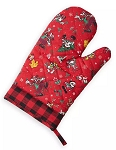 Disney Holiday Oven Mitt - Farmhouse - Mickey Mouse and Friends