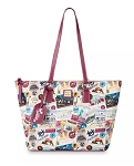 Disney Dooney & Bourke Bag - Disney Vacation Club - Zip Tote