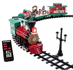 Disney Christmas Train Set - Mickey Mouse and Friends - Disney Parks