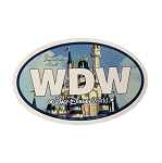 Disney Car Magnet - Walt Disney World - Most Magical Place