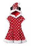 Disney Dress for Girls - Minnie Mouse Holiday Costume