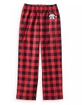 Disney Lounge Pants for Boys - Holiday Mickey Mouse - Plaid