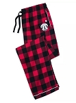 Disney Lounge Pants for Men - Holiday Mickey Mouse - Plaid