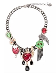 Disney Betsey Johnson Necklace - Evil Queen Collar