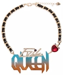 Disney Betsey Johnson Necklace - Evil Queen Statement