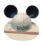 Disney Hat - Ears Hat - Animal Kingdom Mickey Ears - Youth