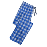Disney Lounge Pants for Men - Mickey Mouse Plaid Flannel