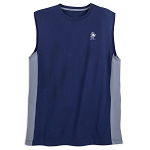 Disney Sleep Tank for Men - Grumpy Icon - Blue and Gray