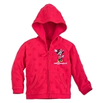 Disney Hoodie for Baby - Minnie Mouse - Bows Make me Happy - Red