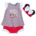 Disney Outfit for Baby - Minnie Mouse Sweetly Original - 3 Piece