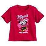 Disney T-Shirt for Baby - Minnie Mouse Glitter - Walt Disney World