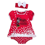 Disney Bodysuit Set for Baby - Minnie Mouse - Born to be FaMouse
