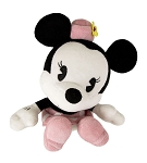 Disney Plush - Minnie Bobble-Head Cutie - 7