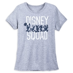 Disney Shirt for Women - Disney Squad - Mickey Mouse and Friends
