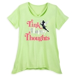 Disney Shirt for Women - Tinker Bell - Tink Happy Thoughts