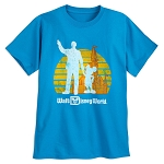Disney Adults T-Shirt - Walt and Mickey - Partners