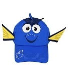 Disney Hat - Baseball Cap - Dory with Fins - Adult