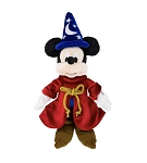 Disney Plush - Sorcerer Mickey Mouse - Fantasia - 9