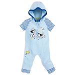 Disney Romper for Baby - 101 Dalmatians - Lucky and Patch
