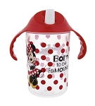 Disney Sippy Cup - Minnie Mouse Cup with Handles