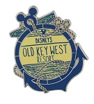 Disney Resort Pin - Disney's Old Key West Resort