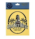 Disney Window Decal - Disney's Old Key West Resort