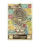 Disney Resort Pin - Disney's Polynesian Village Resort - Aloha