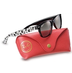 Disney Ray-Ban Sunglasses - Mickey Mouse Expressions - Black and White