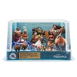 Disney Deluxe Figure Play Set - Moana - Walt Disney World