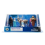 Disney Figure Play Set - Frozen - Walt Disney World