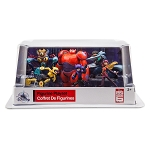 Disney Figure Play Set - Big Hero 6 - Walt Disney World