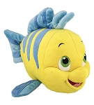 Disney Plush - The Little Mermaid - Flounder - 9