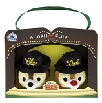 Disney Tsum Tsum Set - Chip and Dale 75th