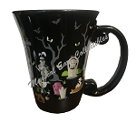 Disney Coffee Mug - The Haunted Mansion - Hitchhiking Ghosts