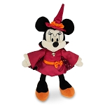 Disney Plush - Halloween Minnie Mouse Witch - 11