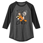 Disney Shirt for Adults - Donald Duck Halloween Baseball T-Shirt
