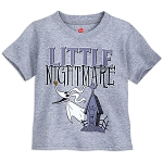 Disney Toddler T-Shirt - Zero - Little Nightmare