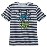 Disney Shirt for Boys - Haunted Mansion - Welcome Foolish Mortals