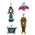 Disney Christmas Ornament Set - The Haunted Mansion - Mini