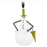 Disney Christmas Ornament - Jack Skellington as Snowman