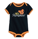 Disney Infant Bodysuit - Halloween - Hey Pumpkin