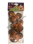 Disney Halloween Candy - Mickey Chocolate Covered Marshmallows