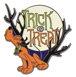 Disney Halloween Pin - Pluto - Trick or Treat