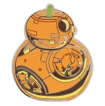 Disney Halloween Pin - Star Wars - BB-8 Pumpkin