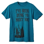 Disney Shirt for Adults - The Haunted Mansion - Dying to Meet You