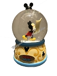Disney Snow Globe - Mickey Mouse Musical
