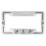 Disney License Plate Frame - Vacation Club Member - Metal