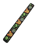 Disney Silicone Slap Bracelet - Halloween - Mickey Mouse Pumpkins