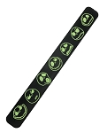 Disney Silicone Slap Bracelet - Halloween - Jack Skellington